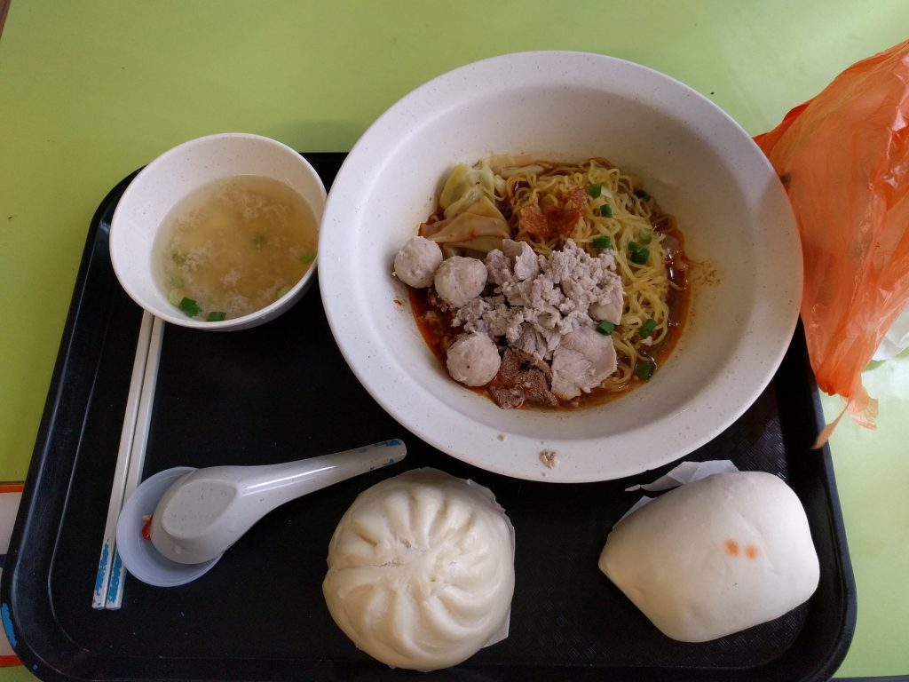 Tai Wah Pork Noodles, Hong Lim Market, Singapore