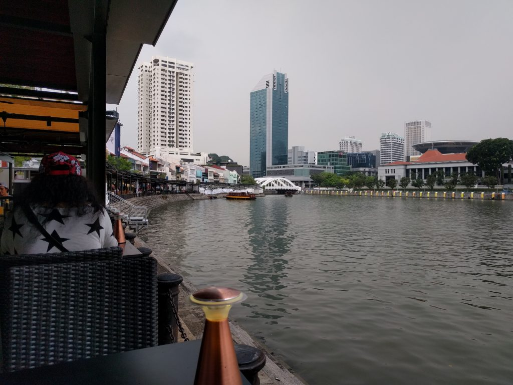 Red Dot Brewery, Boat Quay Singapore