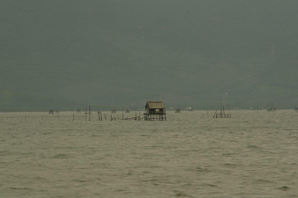 Camp between Hue and Hoi An
