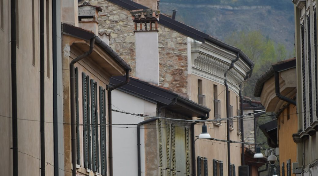 Street in Brescia